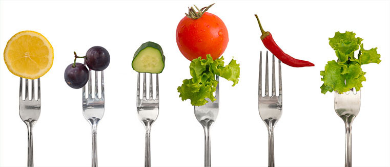 Healthy Lifestyles start with the right food