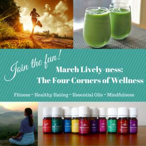 Embrace The Four Corners of Wellness