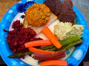 Healthy & Fabulous BBQ Luncheon