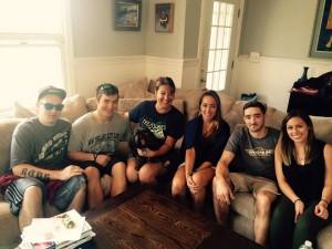 Cape Cod Family Gathering
