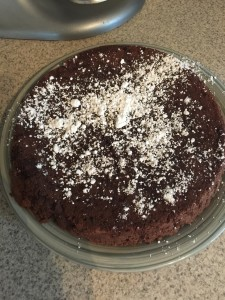 Cake is ready to try!