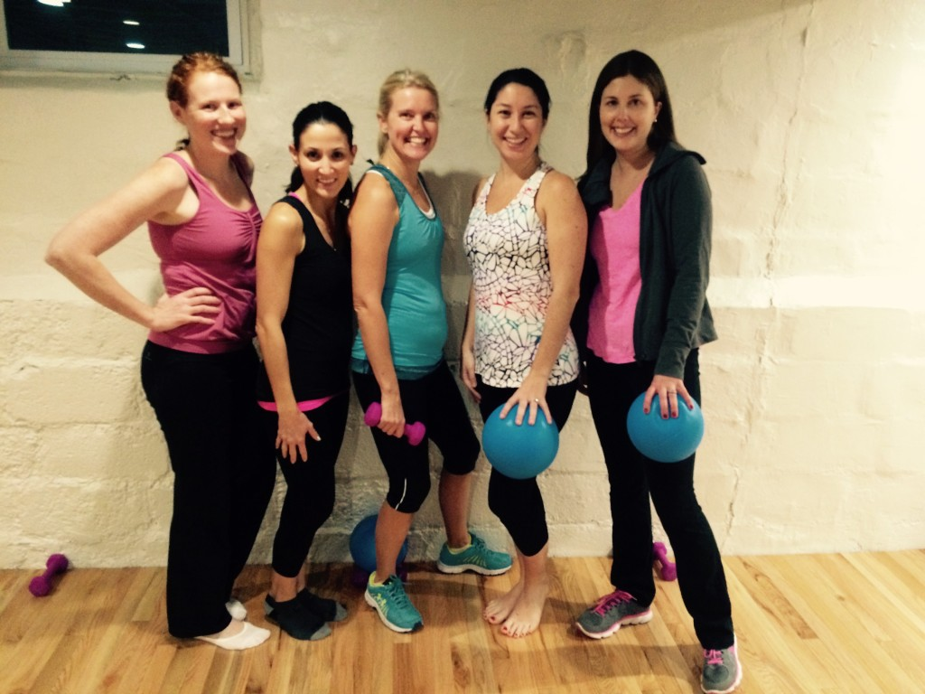 Small Group Classes and Training