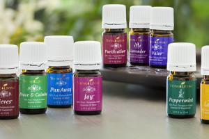Young Living Essential Oils at Get Lively