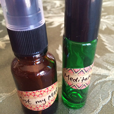 Essential Oil Infused Gifts by Get Lively