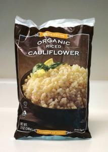 cauliflower rice TJs
