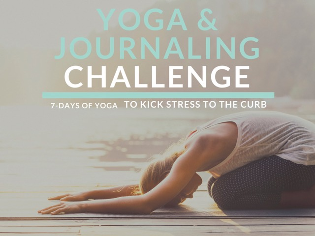 Get Lively Yoga and Journal Challenge COVER 1
